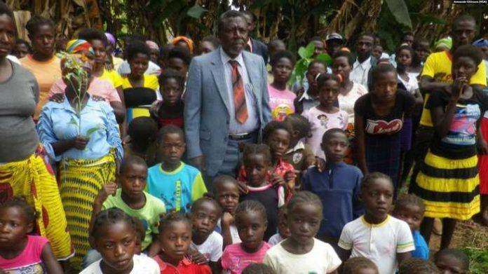 Angolan Polygamist woth 641 kids