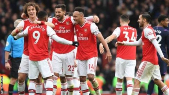 Arsenal FC to resume training