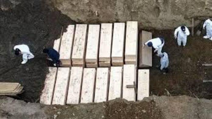 Korle Bu Teaching Hospital Mass Burial