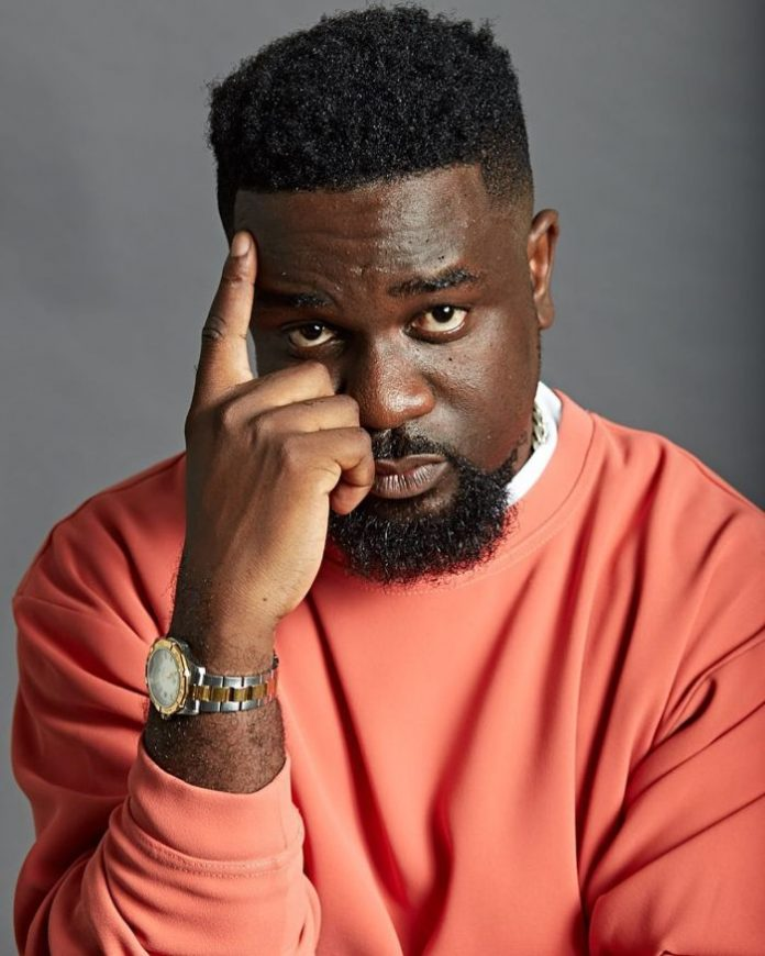 Sarkodie Announces First Book Titled 'The Highest'
