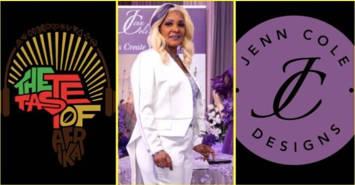 JennCole Designs Teams Up with The Taste of Afrika