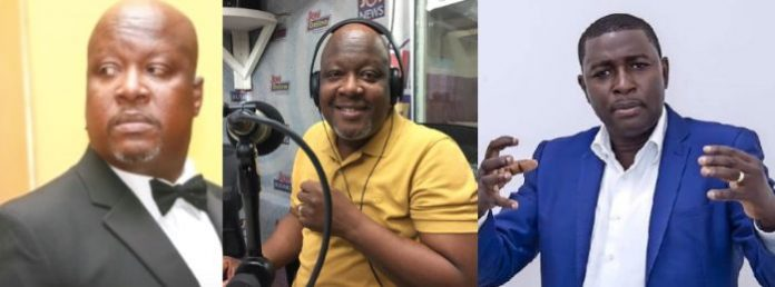 NDC will lose 2020 elections if they fail to blacklist Peace FM - Mugabe Maase