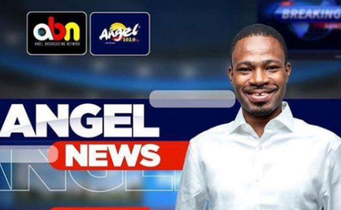 Kofi Adoma Nwanwani to Angel FM as news anchor