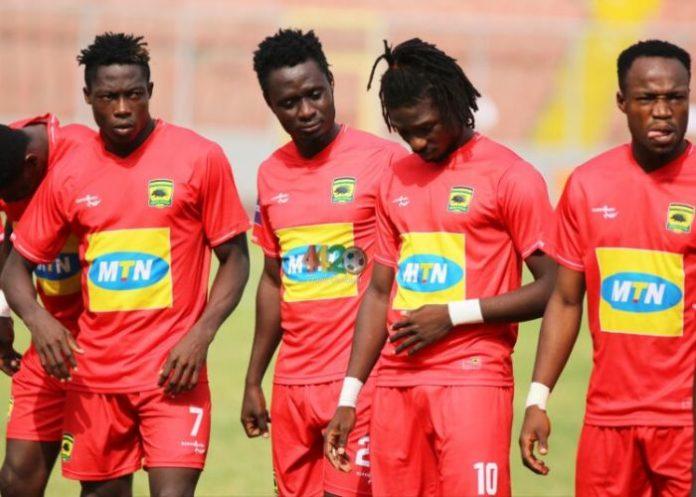 Ghana football starts