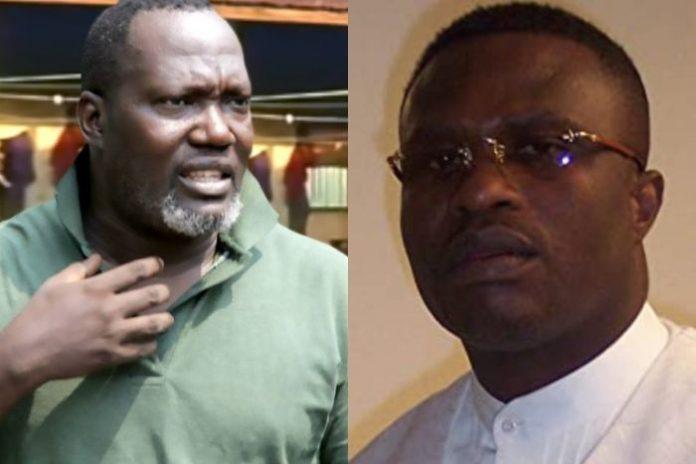 Bernard Nyarko died the same day Kwame Owusu Ansah died