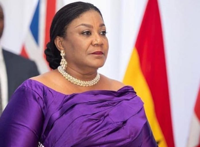 First Lady To Refund GHC899,000 Paid Her Since 2017; Rejects Gov't Salary Offer