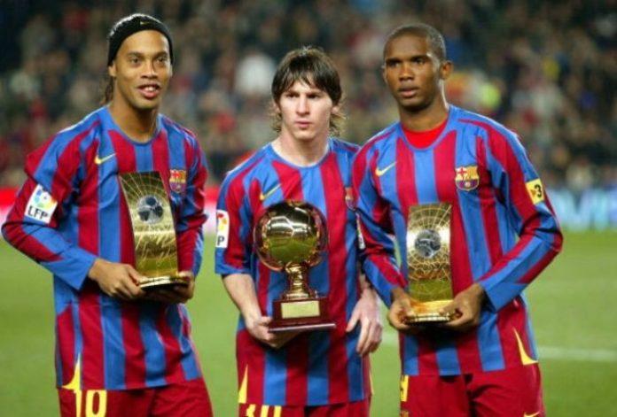 Ronaldinho list all best players
