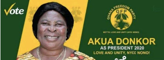 Akua Donkor to offer free 1 year maternity leave
