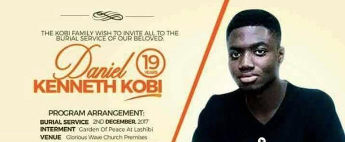 Prophet Badu Kobi son
