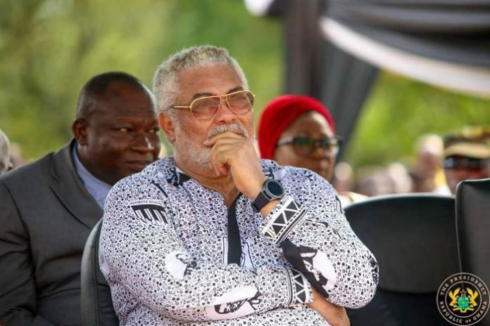 NDC will collapse soon - Rawlings