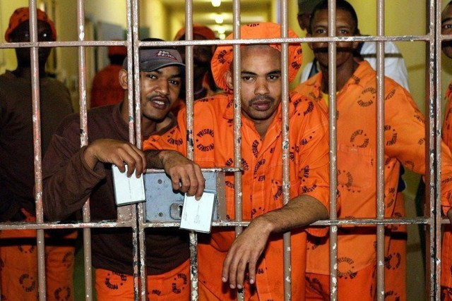 South Africa releases prisoners