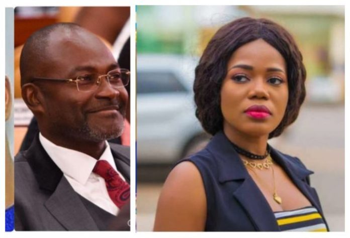MzBel confirms Kennedy Agyapong comments on prophet Nigel gaise