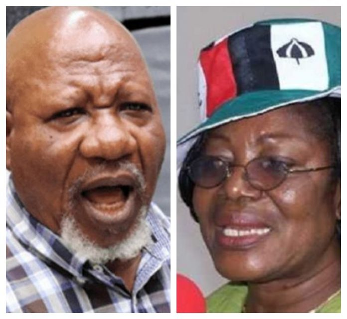 Allotey Jacobs is a political prostitute Ama Benyiwa Doe