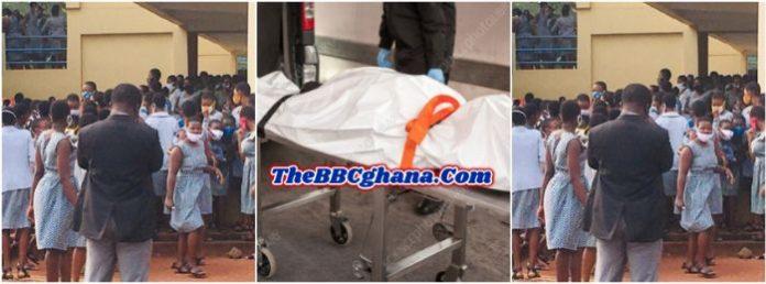 Gwiraman SHS student dies