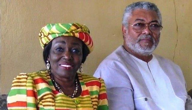 Nana Konadu Agyeman Rawlings will die soon