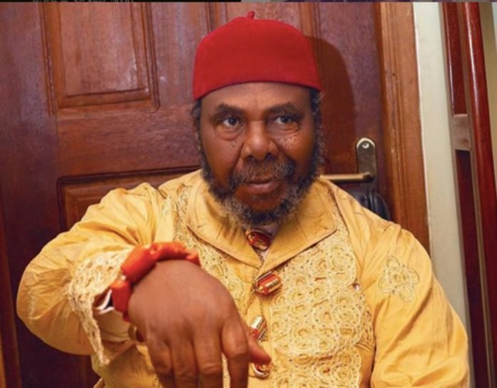 Pete Edochie in trouble