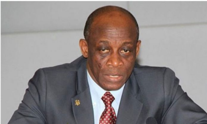 It Is A Lie: IMF Has Not Downgraded Ghana To Lower Income Status – Terkper