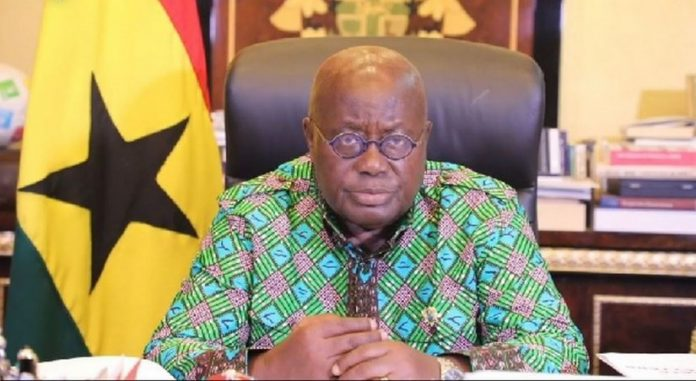 President Akufo-Addo Threatens To Sack Ministers Over Flagbearer Campaign