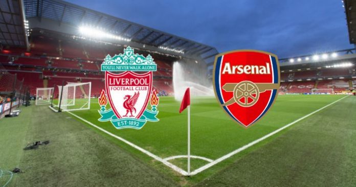 Arsenal and Liverpool