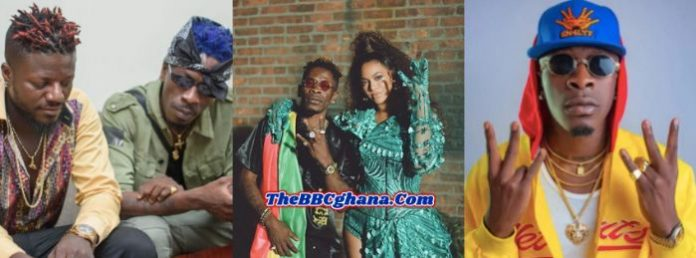 Shatta Wale video with Beyonce was photoshopped