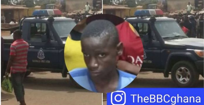 Police Arrest Fetish Priestess Who Allegedly Instigated Two Teenagers In Kasoa Ritual Murder