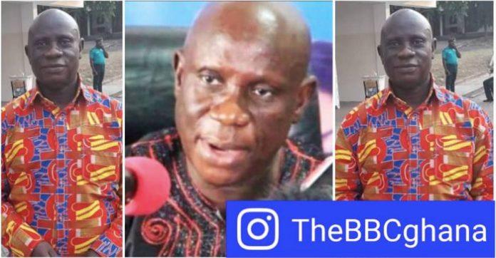 Obiri Boahen to drink DDT