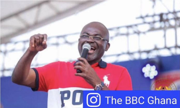 Kennedy Agyapong begs for forgiveness
