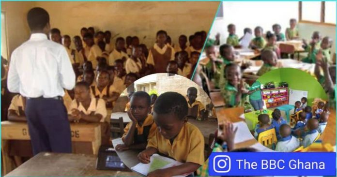 BECE School Placement Date Out