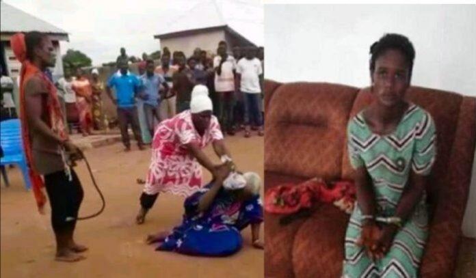 Mariama Akua Denteh laid to rest
