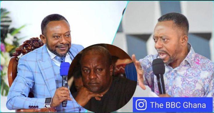 Rev Owusu Bempah