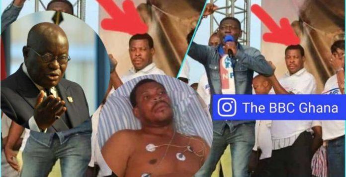 Actor Waakye Begs Mahama For Forgiveness
