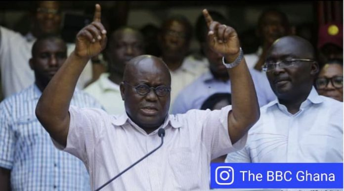 Ghanaians know I am a true and honest president and will give me another 4 years – Akufo Addo
