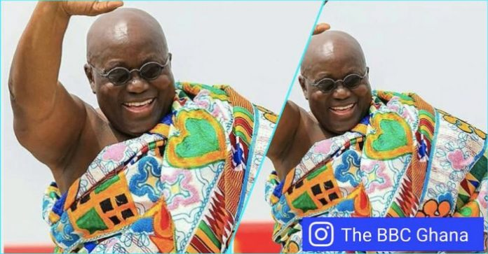 Nana Addo Given New Title As He Begins Tour Of Upper East Region