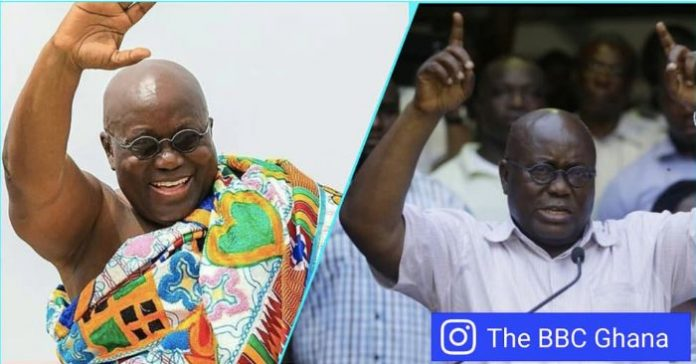 Akufo Addo Pays Teachers Professional Allowance