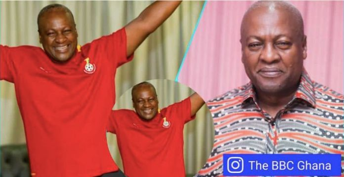 Mahama Is The Last Hope Of NDC In The 2024 Elections – Nasiru Mohammed