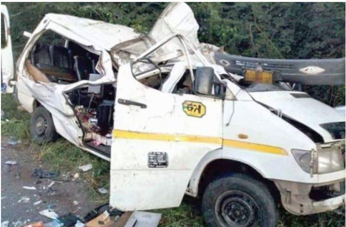 Accident at Breman Essiam