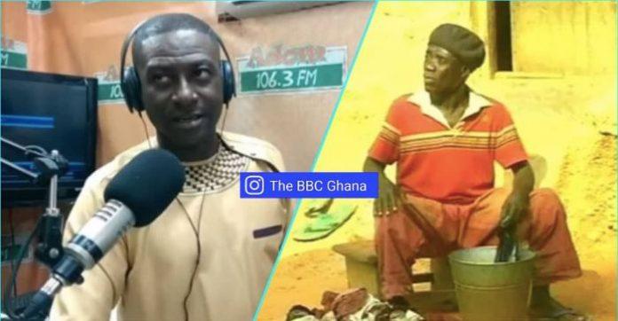Santo is the greatest Ghanaian actor