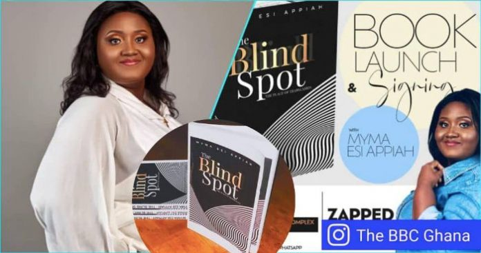 Myma Esi Appiah to launch the Blindspot