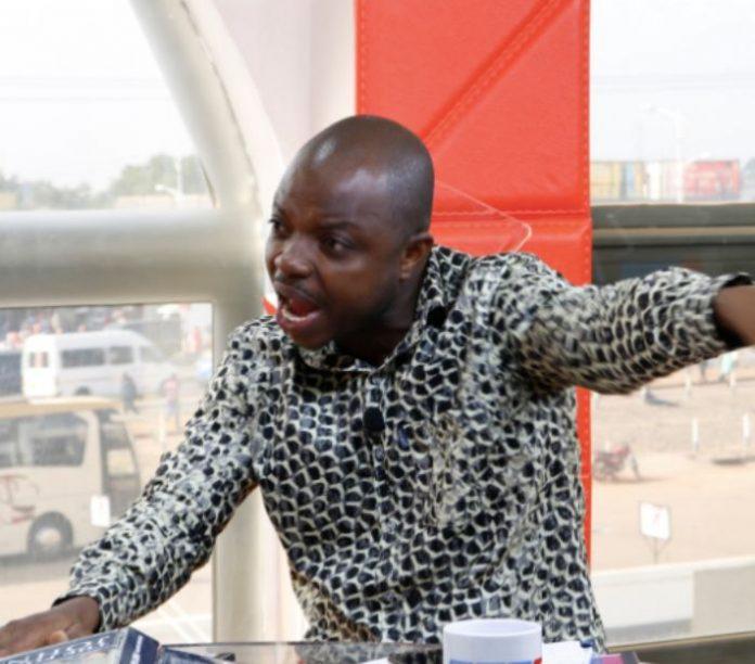Abronye DC to stop NPP campaign