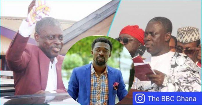 Sofo Kyiriabosom will not win the 2020 elections
