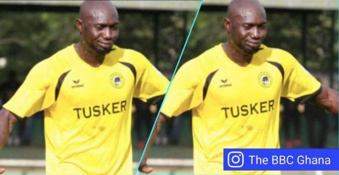 Kotoko striker Stephen Owusu dead