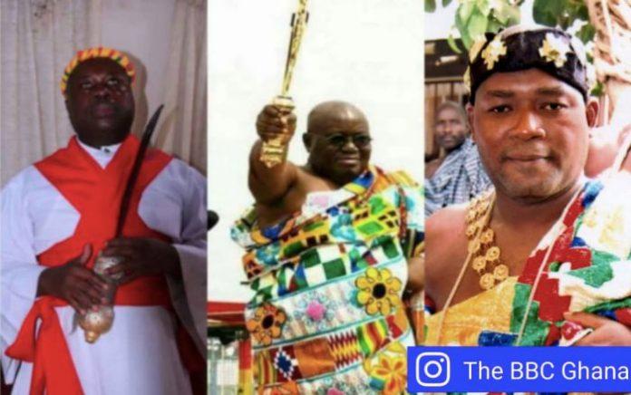 Akufo Addo will die