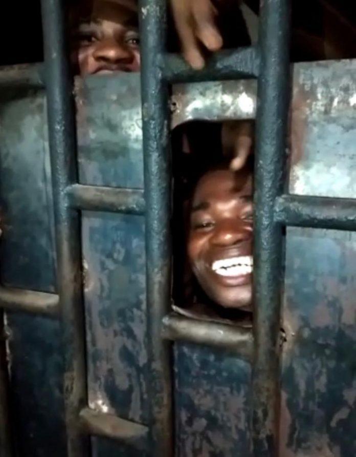 Dr UN arrested
