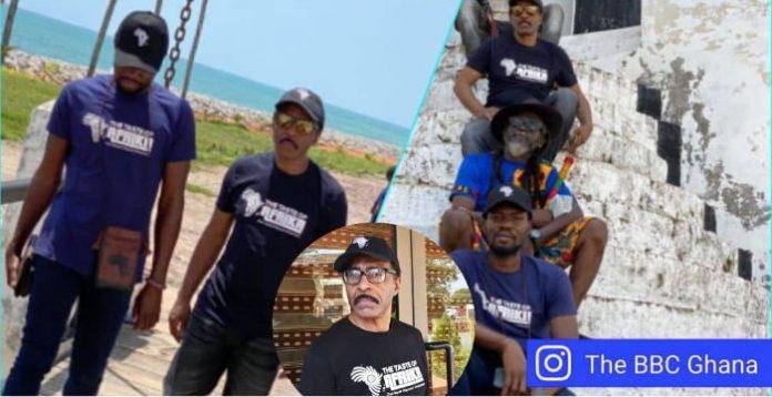 Tengol of The Taste of Afrika