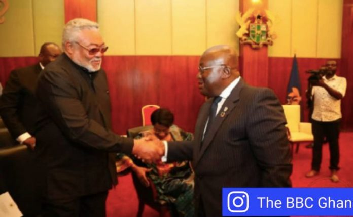 Akufo Addo to name UDS after Rawlings