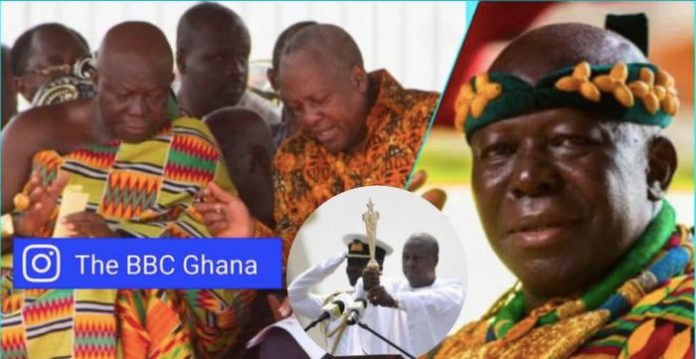 NDC will win elections because of Otumfuo