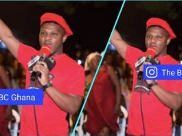 #Fixthecountry: You're Behaving Like Drunkards – Ghana Gas PRO Fumes At Celebrities Involved In Ongoing Protest