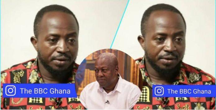 Greedy, Selfish NDC Leaders, Learn From Loyalty-Rewarding Akufo-Addo – Stephen Atubiga