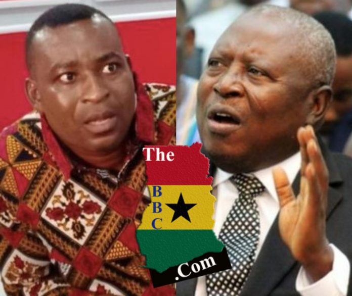 Martin Amidu and Chairman Wontmi