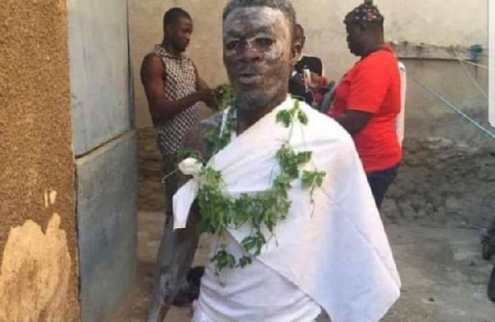 Kotoko Defender Augustine Sefah Now A Fetish Priest